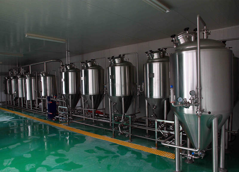 1000L stainless steel bar craft beer equipment United States