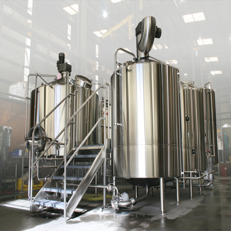 2500L commercial beer brewery System in Australia ZXY