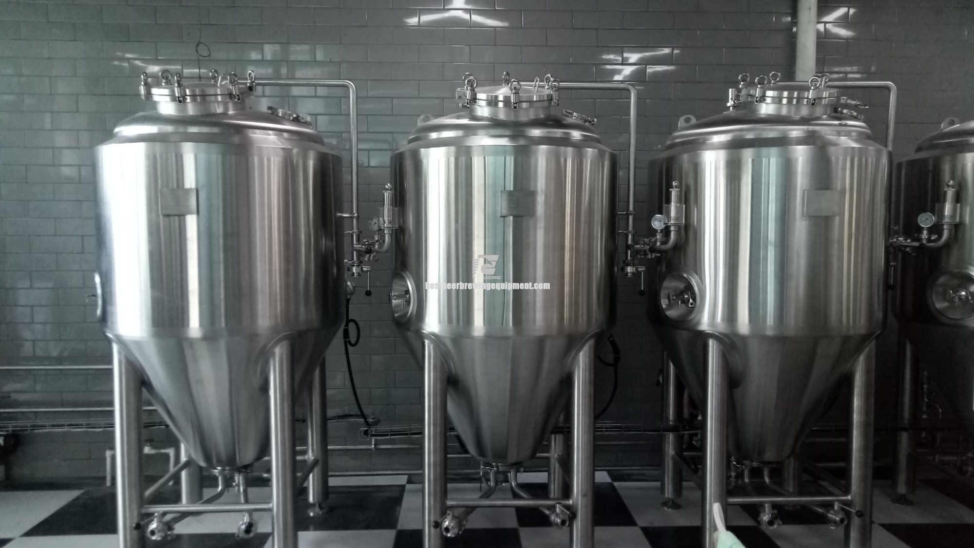 2BBL Brewery Lab Equipment