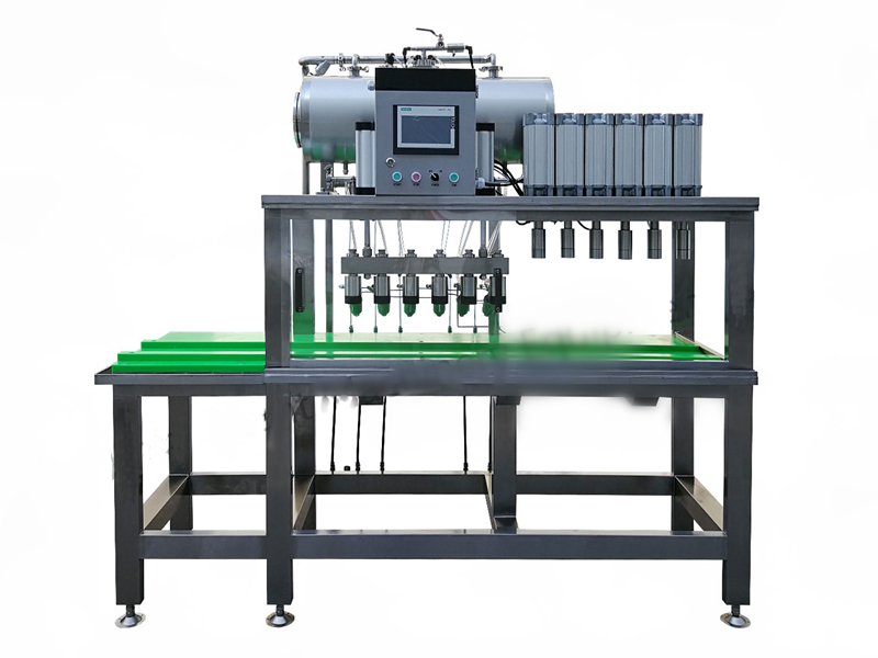 beer glass bottle filling capping machine supplier and manufacturer  ZXF