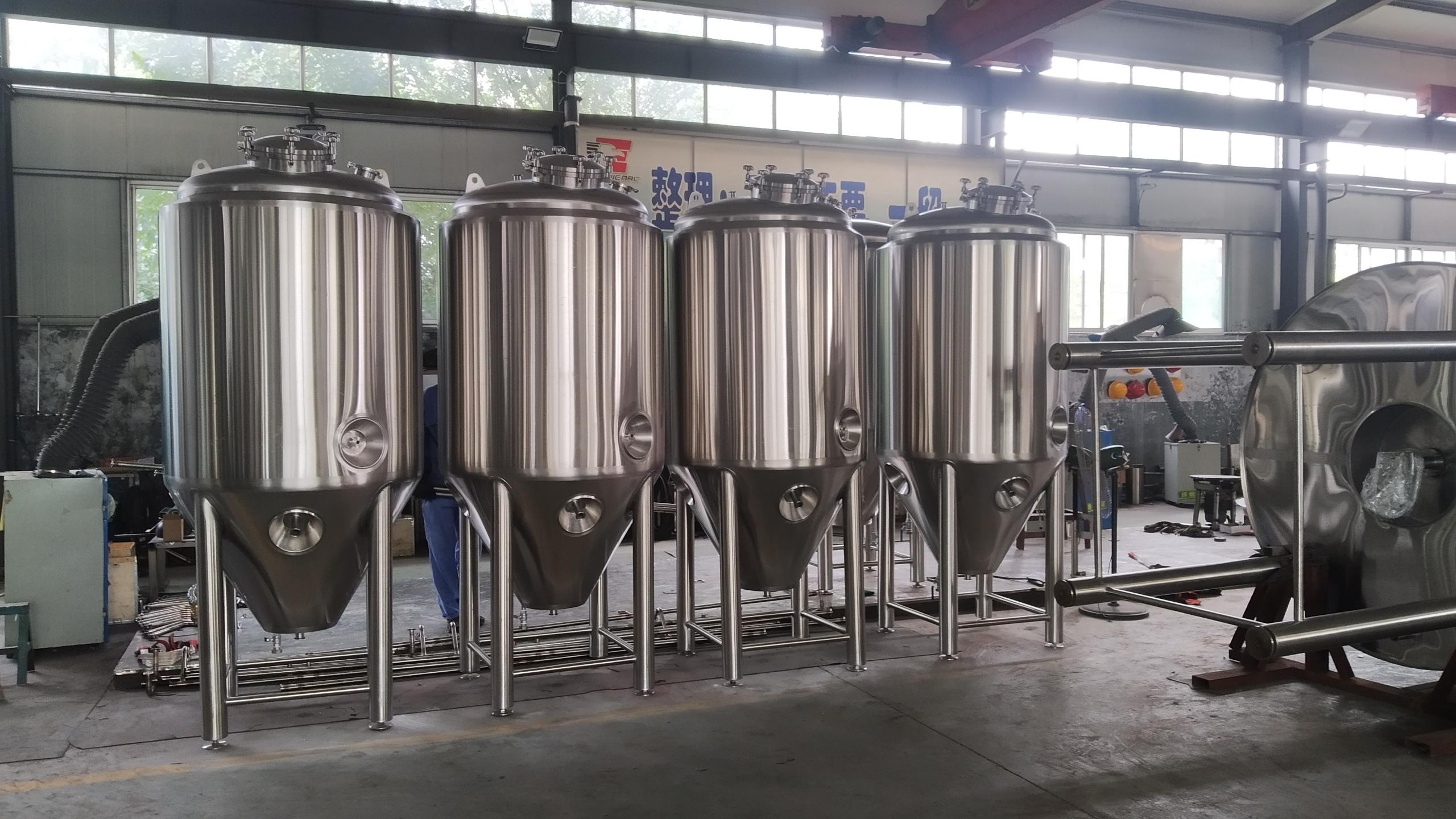 50L-120BBL  Commercial fermentation tanks ZXY