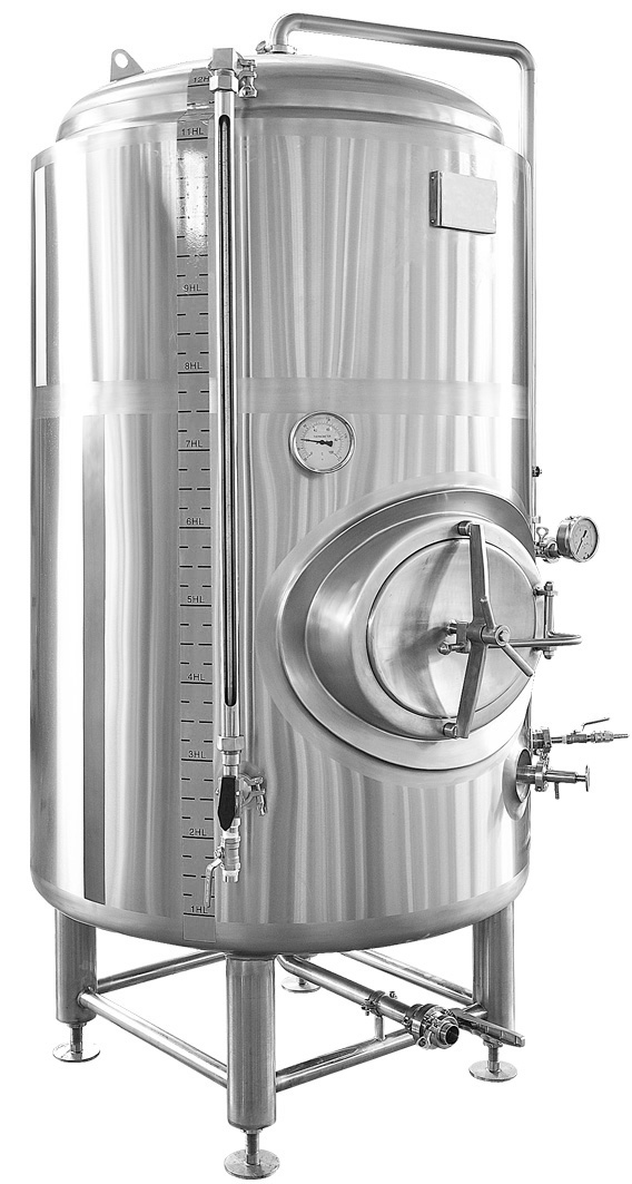 10HL 1000L horizontal beer bright tank  BBT equipment for sale ZXF