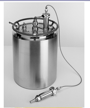 Stainless steel carlsberg flask tanks yeast transfer beer laboratory device ZXF