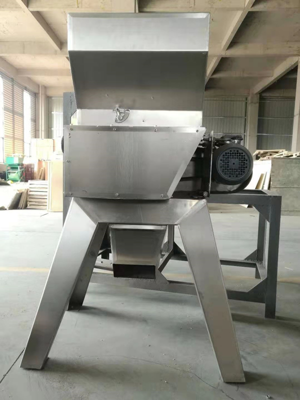 Beer brewing Double roller malt crusher grain powder milling machine for sale ZXF