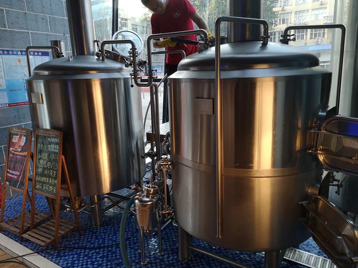 beer bar-beer brewing machine-beer making brewhouse-5BBL.jpg